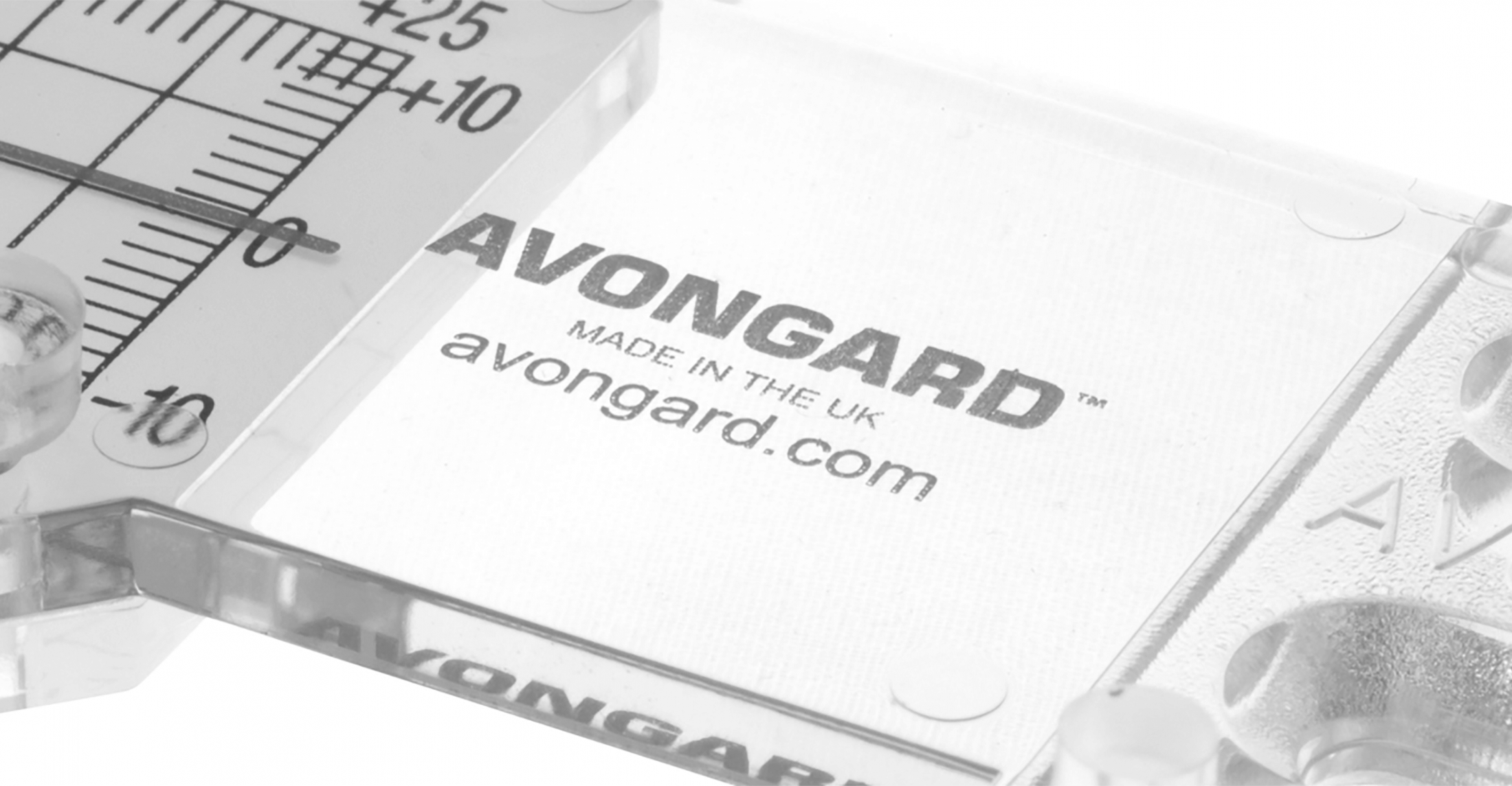 Avongard is the original crack monitoring system